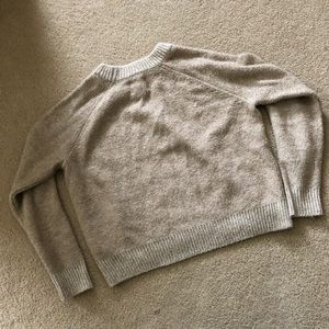 Anthropologie Sweaters - Anthropologie Between me & you sweater/ L